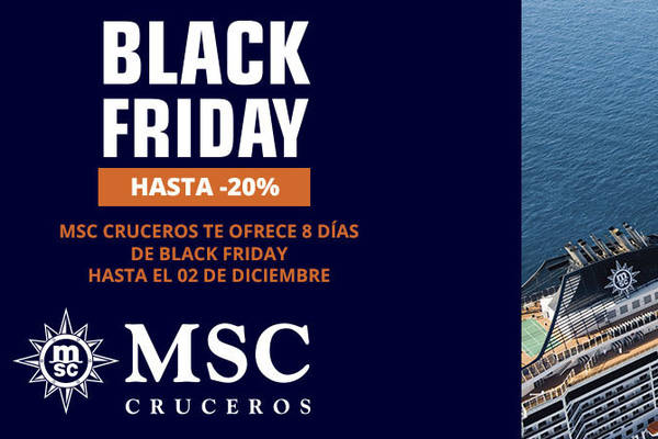 MSC ( BLACK FRIDAY )