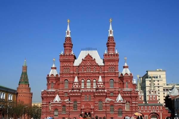 MOSCU Y SAN PETESBURGO
